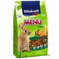 vitakraft menu vital para conejos enanos - 5 kg