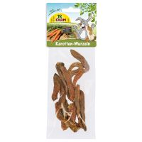 raices de zanahoria jr farm snacks para roedores - 50 g