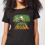 camiseta disney toy story bebe tarantula - mujer - negro - xs - negro