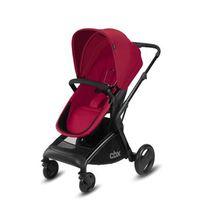 cbx silla de paseo bimsi pure crunchy red-rojo