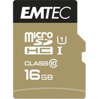 microsd class10 gold 16gb memoria flash microsdhc clase 10 tarjeta de memoria