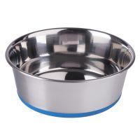 comedero premium de acero inoxidable - 19 litros diametro 21 cm