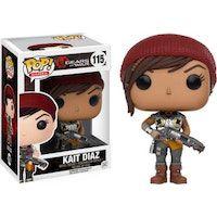 figura pop vinyl kait diaz armored gears of war