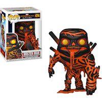 funko pop marvel spider-man far from home molten man adultos y ninos figuras coleccionables