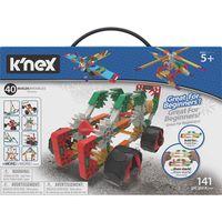 knex beginner 40 model building set