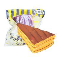 squishy sandwich bread cake 12cm soft levantamiento lento con empaquetado de regalo de coleccion de juguetes