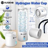 augienb wh02 spepem smart hydrogen rich cup water bottle ionizer maker generator alkaline energy cup healthy anti-aging gift