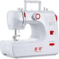 mini maquina de coser electrica multifuncional fanghua fhsm-700 16 puntos