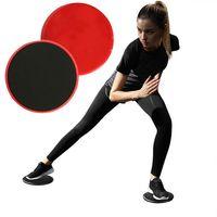 kaloadcargamax300kgdisco de deslizamiento deporte yoga aptitud discos diapositiva ejercicio de entrenamiento abdom