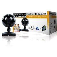 konig sec-ipcam105 camara de seguridad ip interior 640 x 480 pixeles