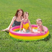 intex piscina inflable sunset 3 anillos 114x25 cm