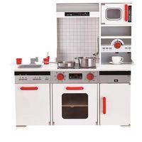 hape cocina de juguete multifuncional madera