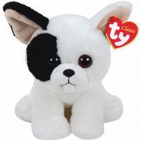 marcel perro de juguete negro blanco peluches