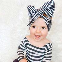 headband children diy hair bands baby baby tiara bow hair accessories white polka dots turban