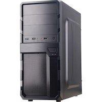 coolbox coolbox f200 torre negro carcasa de ordenador