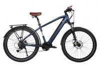 bicyklet raymond bicicleta electrica urbana shimano acera 9s 504 wh 27 5   matt night blue 2021 51 cm   180 185 cm