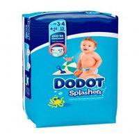 panal infantil dodot splashers t-3 6-11 kg 12 unidad