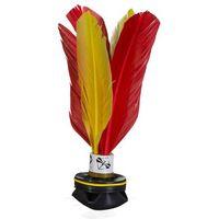 pinao sports volante de mano amarillorojo