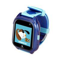ip68 impermeable ninos digital gps  lbs activity tracker sos anti-perdido camara smart wristband watch