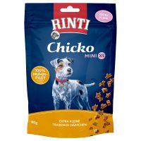 rinti chicko mini xs snacks para perros pequenos - 2 x 80 g - pack ahorro