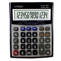 gtttzen ct-9442 solar calculadora para finanzas y oficina