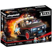 playmobil the a team van 70750