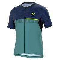bicycle line maillot manga corta agordo xl dark green