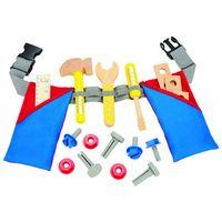 bino cinturon de herramientas 17 piezas