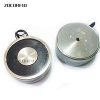 p4020 dc solenoid electromagnetround electro holding magnet electro holding force 25kg 12v 24v