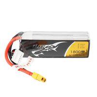 ace tattu 148v 1800mah 75c 4s enchufe xt60 bateria lipo para fpv rc drone