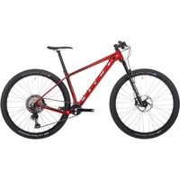 vitus rapide 29 crx mountain bike 2021 - burnt red - l burnt red