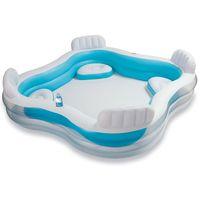 intex piscina hinchable para familia 56475np