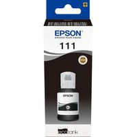 epson 111 ecotank pigment black ink bottle