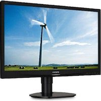 philips brilliance monitor lcd con smartimage 220s
