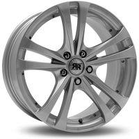 racer lyra light 75x17 4x108 et40 634 silver - llanta de aluminio