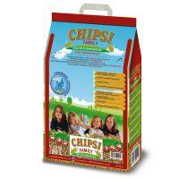chipsi family pellets higienicos de maiz - 20 l