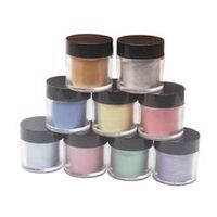 9 pcsset pearlescent mica pigment pearl powder uv resin crystal epoxy craft diy jewelry making toning color highlight g8tb