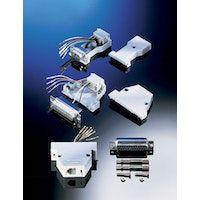 roline adapter db25 m  rj45 f 8p8c
