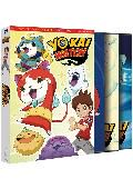 yo-kai watch temporada 2 parte 2 episodios 40 a 51 - dvd -