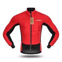 chaqueta ciclista a prueba de viento lixada para hombre