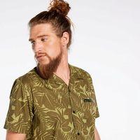 mistral timta - kaki - camisa hombre