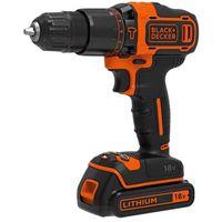 bdchd18kbst 1400 rpm negro naranja martillo atornillador