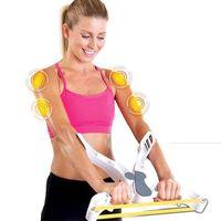 mujeres brazo entrenamiento muscular mano pinza ejercitador de primavera deportes caseros aptitud ejercicio herramientas