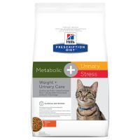 hills metabolic  urinary stress prescription diet pienso para gatos - 15 kg