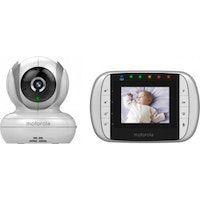 motorola mbp33s 180m blanco video-monitor para beb