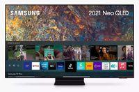 tv neo qled samsung qe75qn95a - 4k smart tv quantum matrix hdr2000 ots one connect 70w