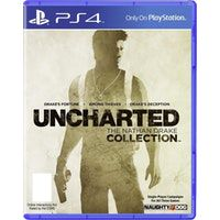 sony uncharted the nathan drake collection standard edition ps4 video juego basico  complemento p