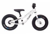 bicicleta de equilibrio 12   39   39  scamp minifox 12 blanco