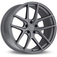 tsw geneva 8x18 5x1143 et35 761 grey - llanta de aluminio