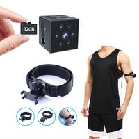 xanesmd23minihdvlogcamara para youtube fpv camara 1080p impermeable sensor grabadora videocamara infrarrojo vision noct